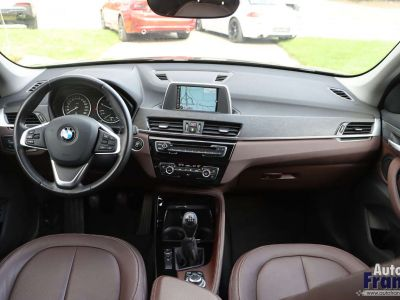BMW X1 SDRIVE16D - XLINE - KEYLESS - NAVI - PDC V+A - BT - <small></small> 17.950 € <small>TTC</small> - #8