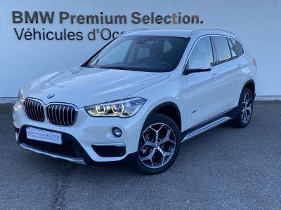 BMW X1 sDrive18dA 150ch xLine - <small></small> 30.790 € <small>TTC</small> - #1