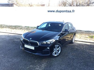 BMW X2 sDrive18dA 150ch Lounge - <small></small> 32.490 € <small>TTC</small>