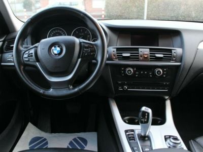 BMW X3 # xDrive20d Aut* Pano*1ere Main* 51367Kms - <small></small> 23.500 € <small>TTC</small> - #8