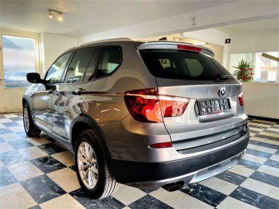BMW X3 2.0 dA sDrive18 - <small></small> 17.499 € <small>TTC</small> - #4