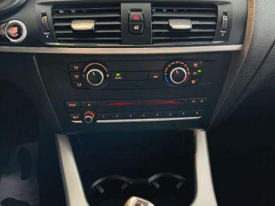 BMW X3 2.0 dA sDrive18 - <small></small> 17.499 € <small>TTC</small> - #9