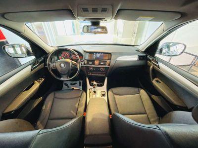 BMW X3 2.0 dA sDrive18 - <small></small> 17.499 € <small>TTC</small> - #10