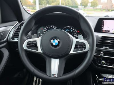 BMW X3 30E - WLTP 47GR - M-SPORT - PANO - CAM - LED - DAB - <small></small> 67.950 € <small>TTC</small> - #9