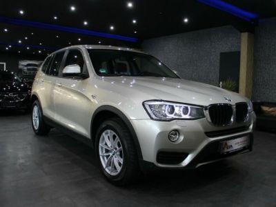 BMW X3 BMW X3 xDrive20d 190CV/Automatique/Garantie12 Mois  - <small></small> 28.590 € <small>TTC</small> - #1