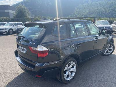 BMW X3 (E83) 2.0DA 177CH LUXE - <small></small> 11.990 € <small>TTC</small> - #3