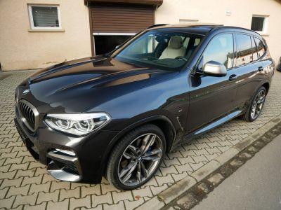 BMW X3 M40i, Toit Panoramique, ACC, Affichage Tête Haute, Caméra 360°, Keyless, Harman Kardon, DAB - <small></small> 60.900 € <small>TTC</small>