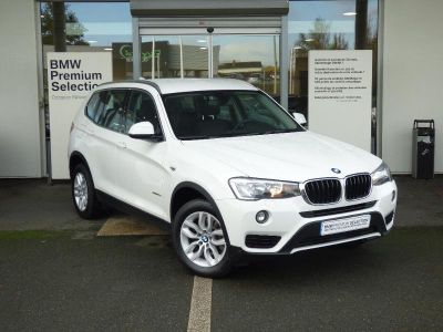 BMW X3 sDrive18d 150ch Lounge Plus