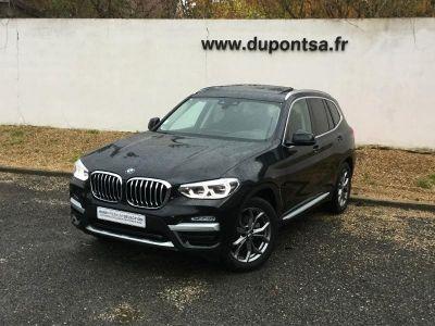 BMW X3 sDrive18dA 150ch xLine Euro6d-T - <small></small> 43.490 € <small>TTC</small>