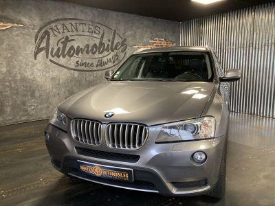 BMW X3 XDRIVE 35D 313 LUXE BVA8 - <small></small> 20.490 € <small>TTC</small> - #4