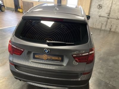 BMW X3 XDRIVE 35D 313 LUXE BVA8 - <small></small> 20.490 € <small>TTC</small> - #6