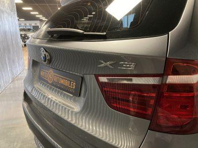 BMW X3 XDRIVE 35D 313 LUXE BVA8 - <small></small> 20.490 € <small>TTC</small> - #8