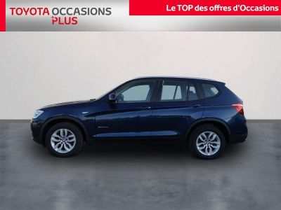 BMW X3 xDrive20d 190ch Executive - <small></small> 26.990 € <small>TTC</small>