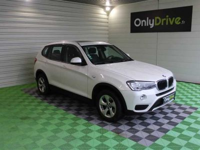 BMW X3 xDrive20d 190ch Lounge A - <small></small> 22.490 € <small>TTC</small> - #1