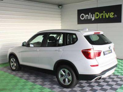 BMW X3 xDrive20d 190ch Lounge A - <small></small> 22.490 € <small>TTC</small> - #3