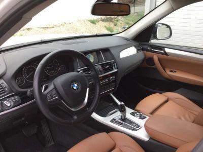 BMW X3 xDrive20dA 190ch Lounge Plus - <small></small> 26.490 € <small>TTC</small>