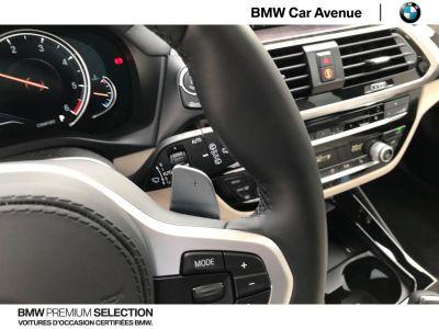 BMW X3 xDrive20dA 190ch Luxury Euro6d-T - <small></small> 59.890 € <small>TTC</small>