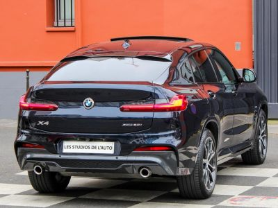 BMW X4 (G02) XDRIVE30IA 252 M SPORT - <small></small> 52.950 € <small>TTC</small> - #4
