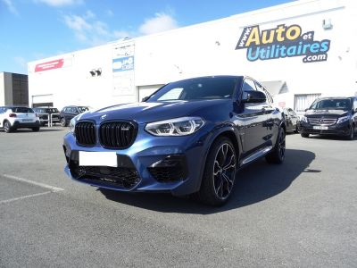 BMW X4 M 3.0 510CH COMPETITION BVA8