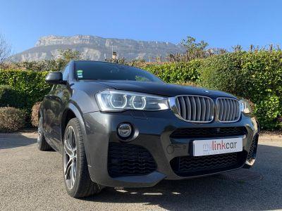 BMW X4 M Sport xDrive 35d 313CH BVA8 xDrive - <small></small> 31.980 € <small>TTC</small> - #14