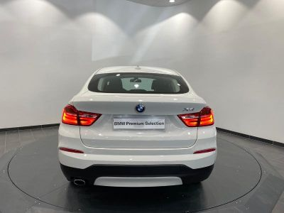 BMW X4 xDrive20dA 190ch Lounge Plus - <small></small> 39.900 € <small>TTC</small>