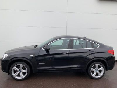 BMW X4 xDrive20dA 190ch Lounge Plus - <small></small> 33.900 € <small>TTC</small>