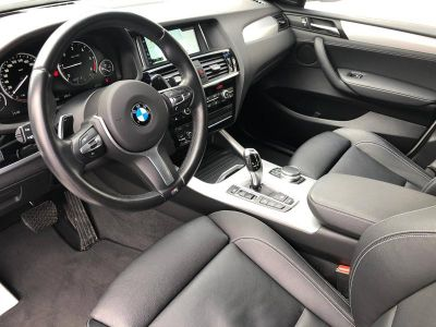 BMW X4 xDrive20dA 190ch M Sport - <small></small> 40.690 € <small>TTC</small>