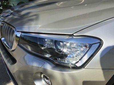 BMW X4 xDrive20dA 190ch xLine - <small></small> 31.800 € <small>TTC</small>