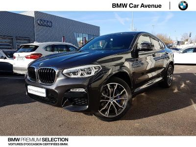 BMW X4 xDrive30i 252ch M Sport Euro6d-T - <small></small> 68.950 € <small>TTC</small>