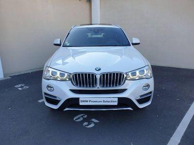 BMW X4 xDrive35dA 313ch xLine - <small></small> 46.900 € <small>TTC</small>