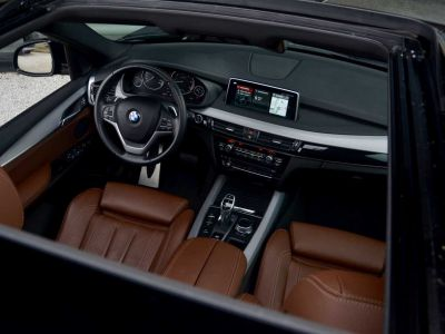 BMW X5 3.0D M Sport Panorama Leder Brown - <small></small> 43.900 € <small>TTC</small> - #25