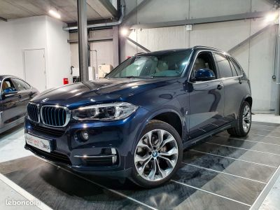 BMW X5 hybride x-drive 40e full options 2017 / 55350 kms / camera / cuir chauffant / toit ouvrant - <small></small> 44.990 € <small>TTC</small> - #1