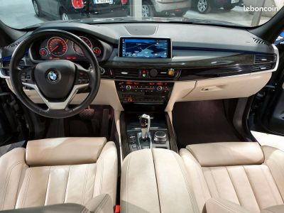 BMW X5 hybride x-drive 40e full options 2017 / 55350 kms / camera / cuir chauffant / toit ouvrant - <small></small> 44.990 € <small>TTC</small> - #3