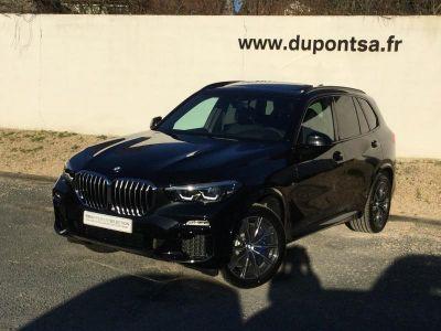 BMW X5 xDrive25dA 231ch M Sport - <small></small> 69.900 € <small>TTC</small>