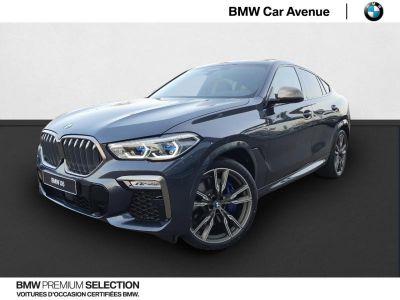 BMW X6 M50dA 400ch - <small></small> 128.490 € <small>TTC</small> - #1