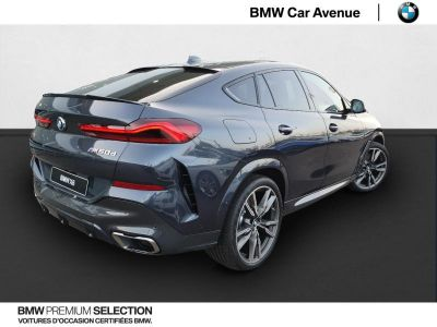 BMW X6 M50dA 400ch - <small></small> 128.490 € <small>TTC</small> - #13