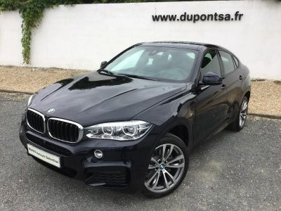 BMW X6 xDrive 30dA 258ch M Sport - <small></small> 57.490 € <small>TTC</small>