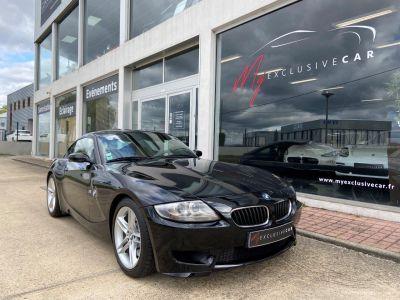 BMW Z4 M Coupé 343 Ch Boite 6 Vitesses – Origine France – Entièrement D'origine – Révisé 2020 - <small></small> 39.900 € <small>TTC</small>