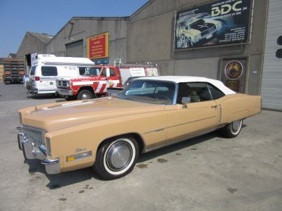 Cadillac Eldorado Cabrio - <small></small> 22.000 € <small>TTC</small> - #2