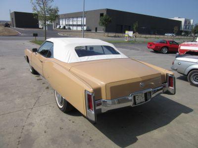 Cadillac Eldorado Cabrio - <small></small> 22.000 € <small>TTC</small> - #4