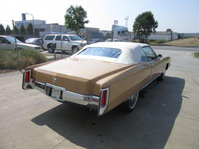Cadillac Eldorado Cabrio - <small></small> 22.000 € <small>TTC</small> - #5
