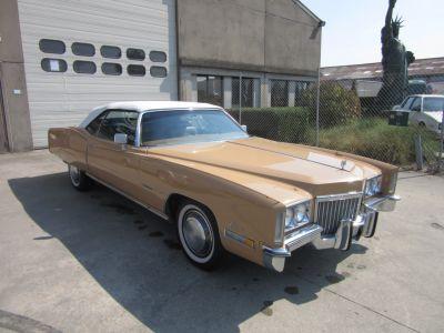 Cadillac Eldorado Cabrio - <small></small> 22.000 € <small>TTC</small> - #8