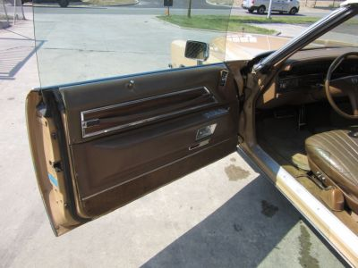 Cadillac Eldorado Cabrio - <small></small> 22.000 € <small>TTC</small> - #15