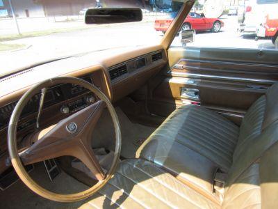 Cadillac Eldorado Cabrio - <small></small> 22.000 € <small>TTC</small> - #17