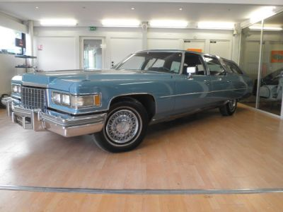 Cadillac FLEETWOOD BROUGHAM CASTILIAN - <small></small> 29.800 € <small>TTC</small> - #1