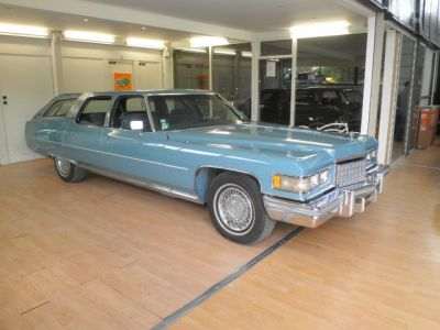 Cadillac FLEETWOOD BROUGHAM CASTILIAN - <small></small> 29.800 € <small>TTC</small> - #3
