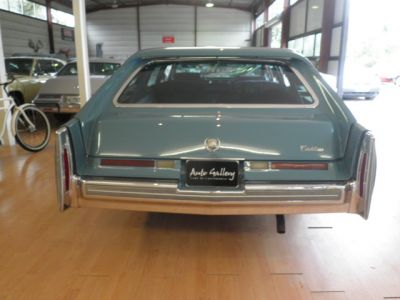 Cadillac FLEETWOOD BROUGHAM CASTILIAN - <small></small> 29.800 € <small>TTC</small> - #6
