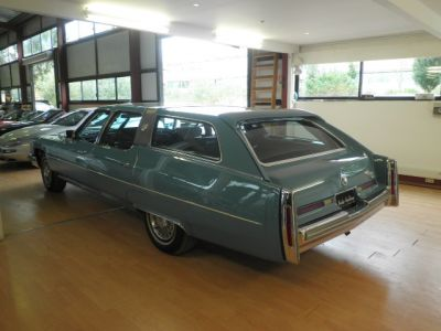 Cadillac FLEETWOOD BROUGHAM CASTILIAN - <small></small> 29.800 € <small>TTC</small> - #7