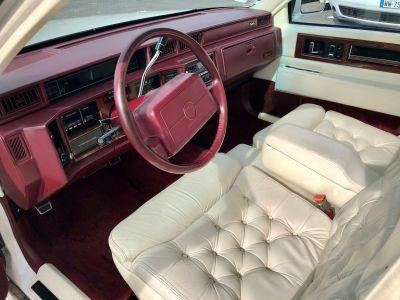 Cadillac FLEETWOOD V8 4.9L 1992 - <small></small> 13.500 € <small>TTC</small> - #5