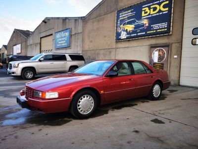 Cadillac STS CADILLAC STS - V8 - 4900 CC - AUTOMATIQUE TOUTES OPTIONS . - <small></small> 8.800 € <small>TTC</small> - #1
